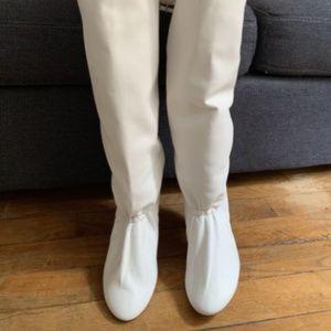 Knee boots Céline - Phoebe Philo collection